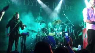 My Dying Bride - The pooretz waltz en Argentina 2013