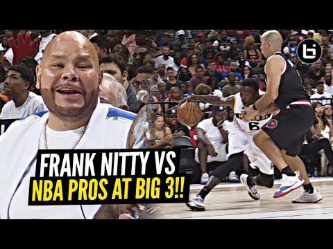 Frank Nitty SHIFTS NBA Player BAD & Impresses Fat Joe!! Big 3 Killer 3's vs Trilogy!!