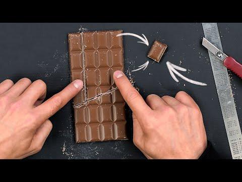Бесконечная шоколадка | как это возможно?