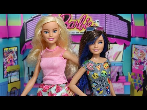 Skipper and Barbie Dreamhouse Adventures Barbie Sister Dolls