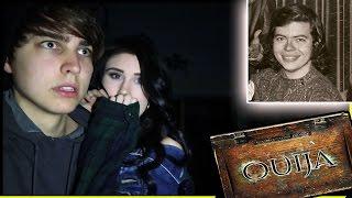 EXPLORING HAUNTED DEAD CELEBRITY's HOME w/ Ouija board (Shea Elyse) thumbnail
