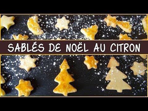 recette-des-biscuits-/-sablés-de-noël-au-citron