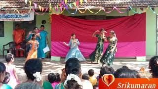 Azhagana ponnu thaan oldest song.