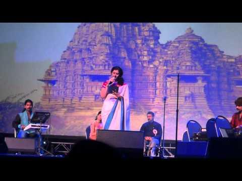 Archana Udupa - Kambada Melina Gombeye...  at 7th AKKA World Kannada Conference, Atlanta, USA