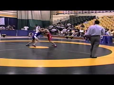 2002 World University Championships: 60 kg GR Kyung-Ho Jung (KOR) vs. Lin Uey Ai (CHN)