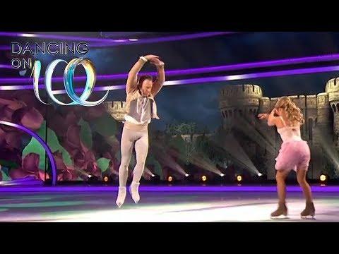 James' Fairytale Week Skate Is a Beauty | Dancing on Ice 2019