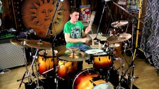 Red Hot Chili Peppers Tell Me Baby - Drum Cover - PadiPadinski (HD)