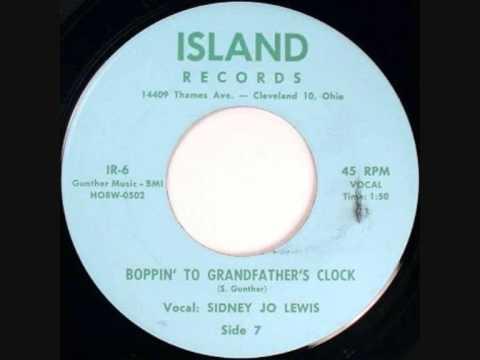 Hardrock Gunter, Boppin' To The Grandfather's Clock