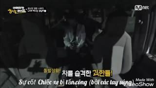 (VIETSUB) -Phản ứng của BTS khi bị bắt cóc