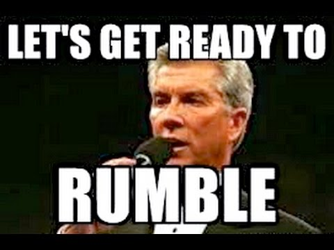 Image result for Are you ready to Rumble?