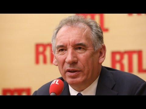 François Bayrou était l'invité de RTL le 14 juin 2017