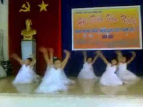 MÚA LỜI CÔ biên đạo Minh Huệ - Trường TH Minh Hòa
