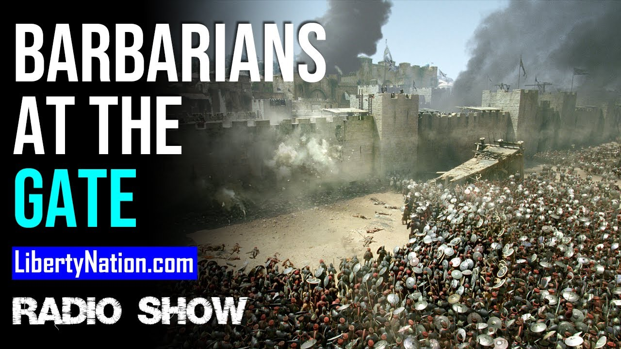 From BLM to Antifa: Barbarians at the Gate - LN Radio