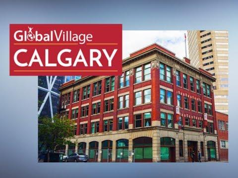 Fun English Classes at Global Village Calgary
