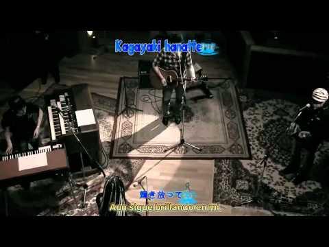Naruto Shippuden Opening 7 FULL Sub Español - Toumei Datta Sekai