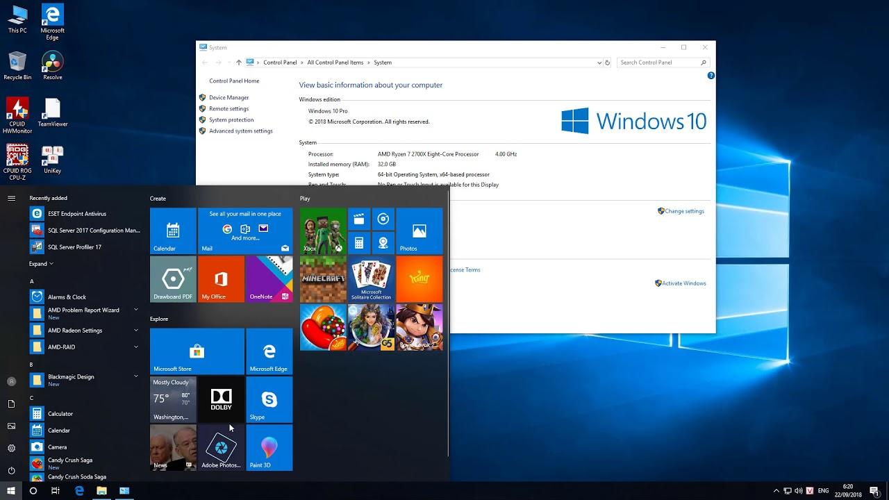 Hướng dẫn kích hoạt lại bản quyền Windows 10 sau khi cài lại Windows