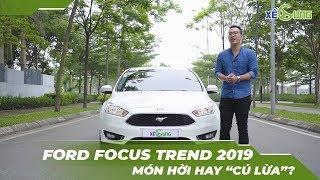 Ford Focus Trend 2019 gia 550 trieu - Mon hoi hay cu lua