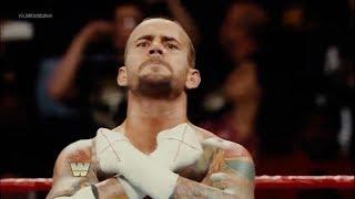 Humanophobia (CM Punk WWE Music Video) - Tag w/Resolution & SLK