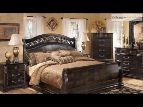 Superb Silverglade Bedroom Collection From Signature Design By Ashley ...