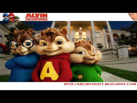 Pitbull Get It Started ft.Shakira Alvin And The Chipmunks