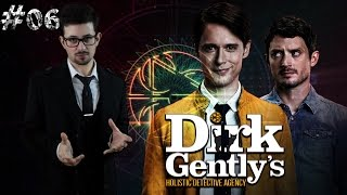 Review #06 - Dirk Gently's Holistic Detective Agency (Max Landis)