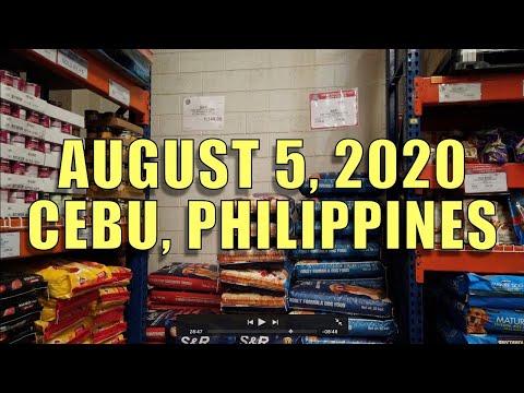 August 5, 2020. Cebu Philippines.