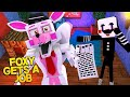 Minecraft Fnaf: Sister Location - Funtime Foxys New Job (Minecraft Roleplay)