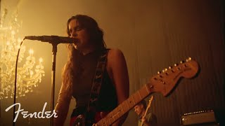 "Le Butcherettes Cover ""Ever Fallen In Love"" 