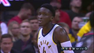 Indiana Pacers vs Houston Rockets : November 11, 2018