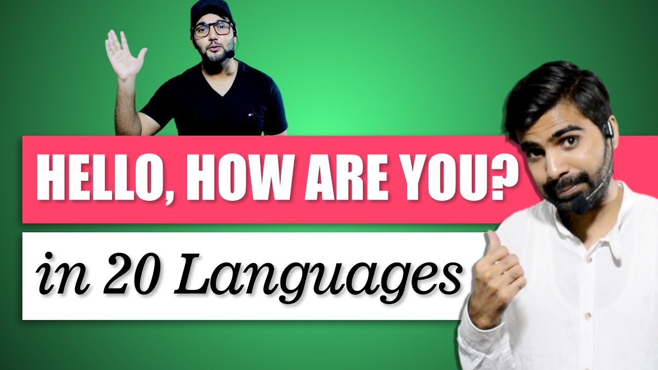 Greetings in 20 most spoken languages in the world hindi urdu greetings in 20 most spoken languages in the world hindi urdu facts factory kristyandbryce Gallery