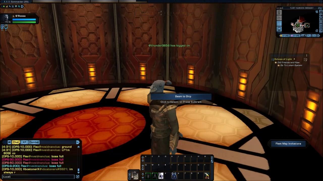 Star Trek Online Officer Slots