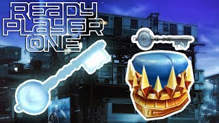 Is this a Crystal Key LEAK or TROLL?! | Roblox | Ready Player One Event