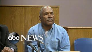 Inside the OJ Simpson parole hearing
