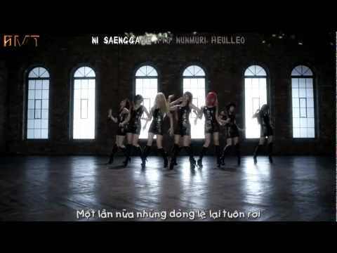 [Vietsub + Kara] T-Ara - Day By Day