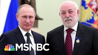 More Ties Between Russia And President Donald Trump's Inner Circle?   AM Joy   MSNBC