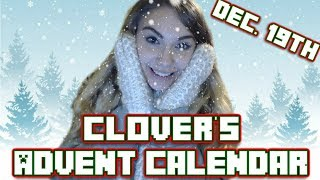 Minecraft: GINGERBREAD DROPPER MAP! | Clover's Advent Calendar ~ Dec. 19th ~