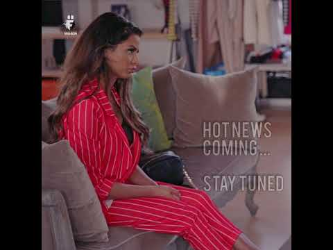 Dounia Rijkschroeff Hot News for Amsterdam Fashion TV - Insta Teaser