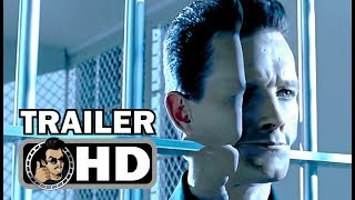 T2: TERMINATOR 2 - JUDGMENT DAY Official 3D Trailer #2 (2017) Arnold Schwarzenegger Sci-Fi Movie HD