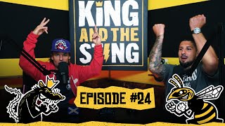 Rat Rage | King and the Sting w/ Theo Von & Brendan Schaub #24
