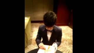 【AZBOX 美麗大使】胡夏《傻瓜探戈》