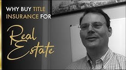 Why buy title insurance for Jacksonville real estate – Chad and Sandy Neumann