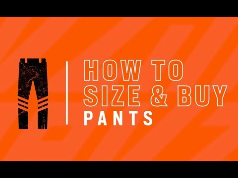 Thumbnail for How to Size and Buy Motorcycle Pants