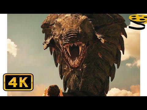 Атака Гигантских Змей | Боги Египта (2016) HD