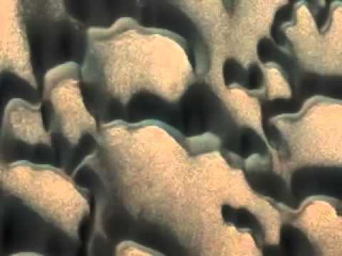 Dunes Of Mars - Muied Lumens