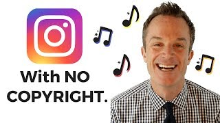 How to Use Music on Instagram Without Copyright 😲PROBLEMS!!! thumbnail