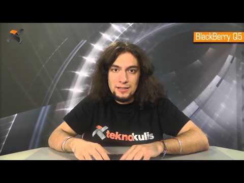 BlackBerry Q5 inceleme - Teknokulis.com