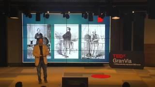 Julio Verne · Sueños hechos realidad | Miguel A. Delgado | TEDxGranVíaLive