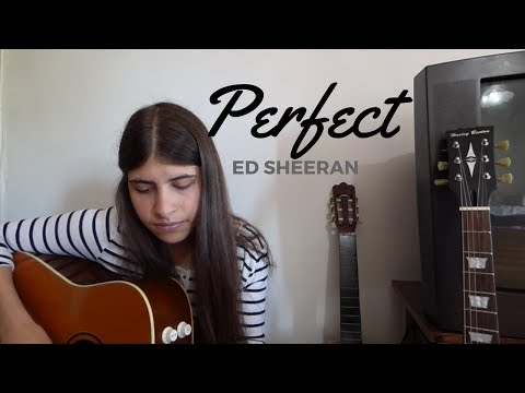 Perfect- Ed Sheeran   Cover by Madalena Marques