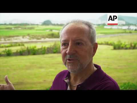 Rio Olympics golf course faces lack of use, money