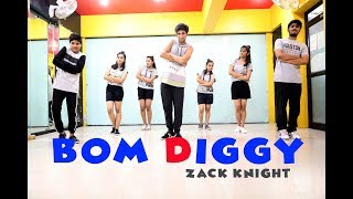 Bom Diggy | Zack Knight | Dance Choreography | Mohit Jain's Dance Institute | MJDi